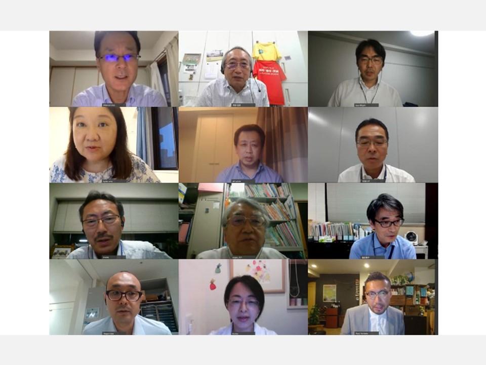 【開催報告】予防接種・ワクチン政策推進プロジェクト「国際潮流と日本の予防接種政策~求められる次の打ち手~」第1回アドバイザリーボード会合(2020年8月7日)