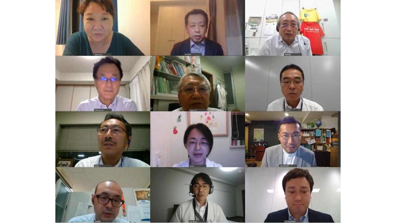 【開催報告】予防接種・ワクチン政策推進プロジェクト「国際潮流と日本の予防接種政策~求められる次の打ち手~」第2回アドバイザリーボード会合(2020年9月15日)