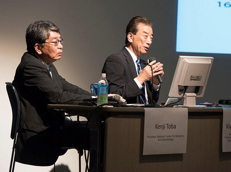 (講演)BioJapan2015「融合科学が貢献する認知症対策」(2015年10月15日)