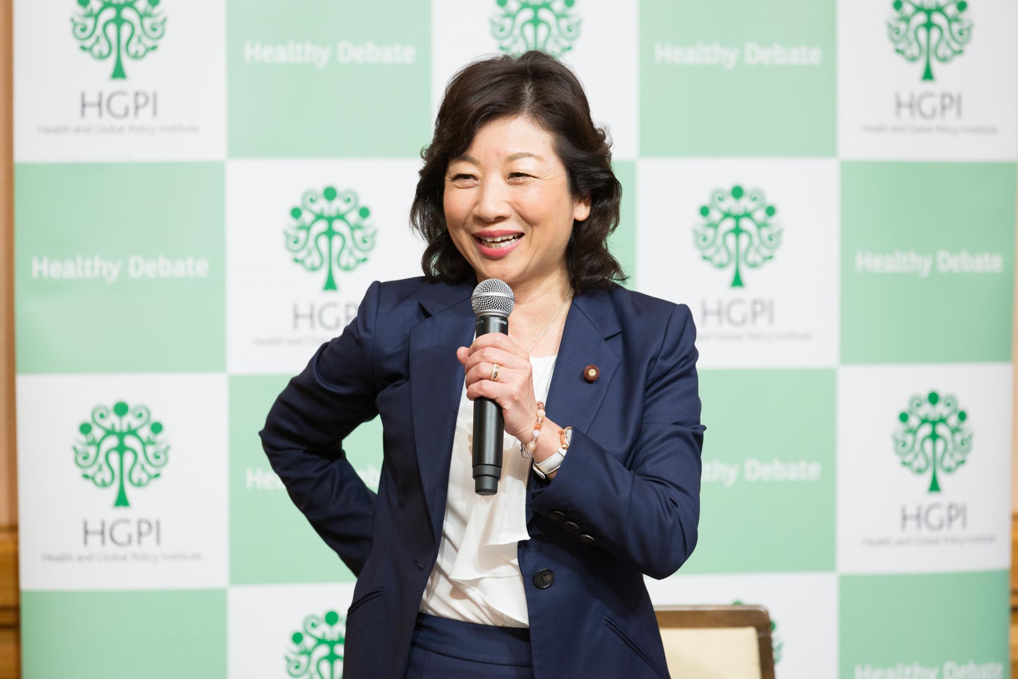 【開催報告】第41回特別朝食会「ICTの活用と社会保障、女性活躍推進と今後の日本の姿」(2018年8月10日)